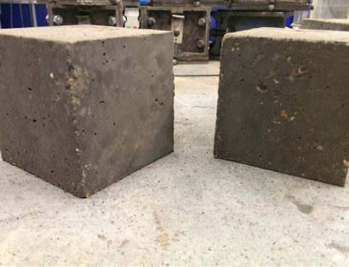 Scientists create innovative new 'green' concrete using graphene